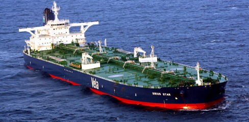 Hijacked Liberian-flagged oil tanker MV Sirius Star freed