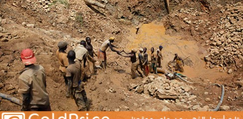 Africa-Gold-Mining