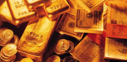 Gold and currencies