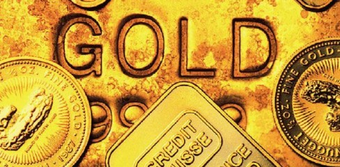 gold and currency
