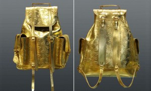 golden backbag