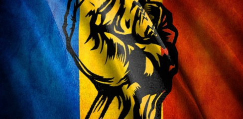 Romania_Real_Fist_FLAG_by_Zaigwast