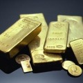 gold bars and ounces